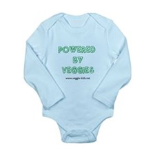 powered by veggies Body Suit