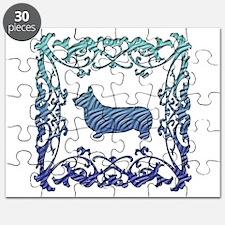 Corgi Lattice Puzzle