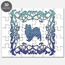Papillon Lattice Puzzle