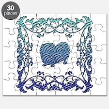 Pekingese Lattice Puzzle