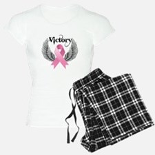 Victory Wings Breast Cancer Pajamas