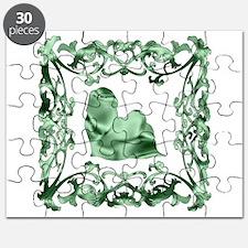 Shih Tzu Lattice Puzzle