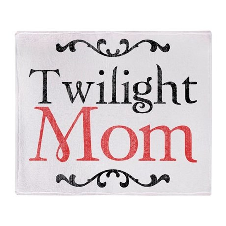 Twilight Mom 2 Throw Blanket
