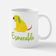 Esmeralda Loves Puppies Mug
