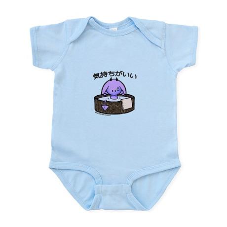 Hot Spring Purple Devil Infant Bodysuit