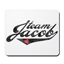 Team Jacob 2 Mousepad