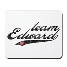 Team Edward 2 Mousepad