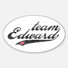 Team Edward 2 Decal