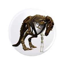 "Dino Snack 3.5"" Button"