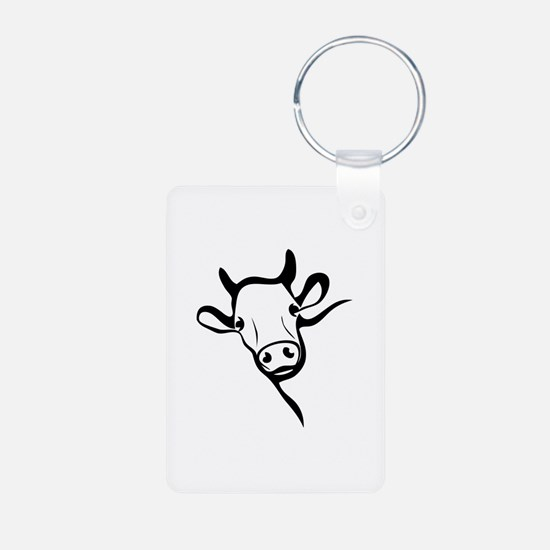 Cow Keychains