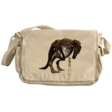 Dino Snack Messenger Bag
