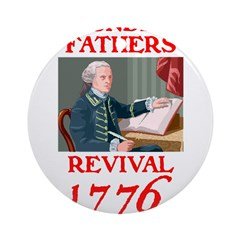 FOUNDING FATHERS REVIVAL™ Ornament (Round)