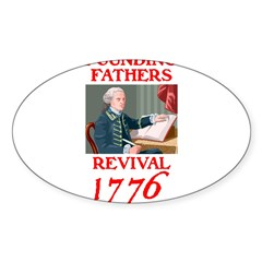 FOUNDING FATHERS REVIVAL™ Decal