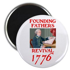 FOUNDING FATHERS REVIVAL™ Magnet