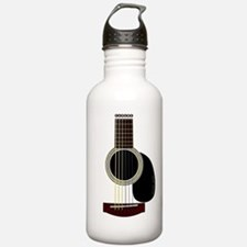 acoustic guitar Water Bottle