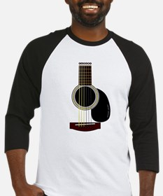acoustic guitar Baseball Jersey