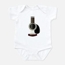 acoustic guitar Infant Bodysuit