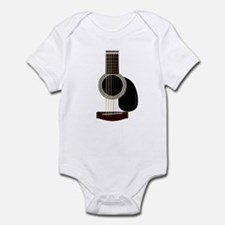 acoustic guitar Onesie