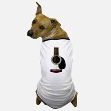 acoustic guitar Dog T-Shirt