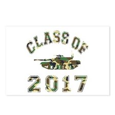 Class Of 2017 Military School Postcards (Package o