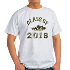 Class Of 2018 Military School T-Shirt