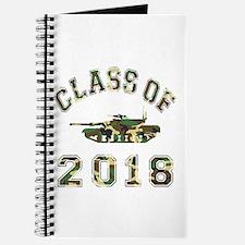 Class Of 2018 Military School Journal
