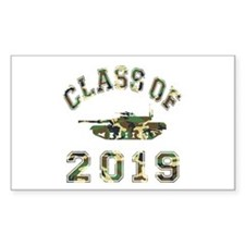 Class Of 2019 Military School Decal