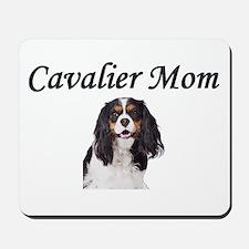 Cavalier Mom-Light Colors Mousepad