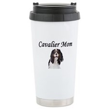 Cavalier Mom-Light Colors Travel Mug