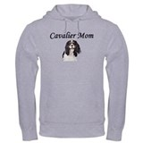 Cavalier mom Light Hoodies