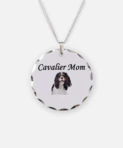 Cavalier Mom-Light Colors Necklace