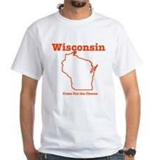 Wisconsin: come cut some chee Shirt