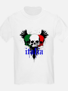 Italy Tattoo T-Shirt