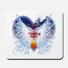 Breaking Dawn Angel Wings by Twibaby Mousepad