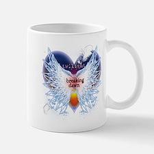 Breaking Dawn Angel Wings by Twibaby Mug