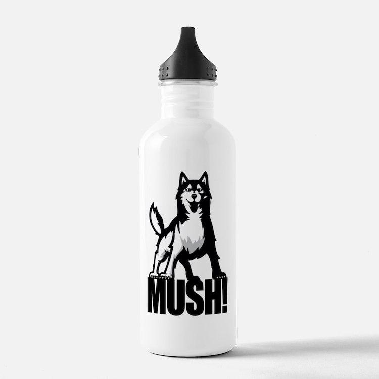 Husky Mush Water Bottle