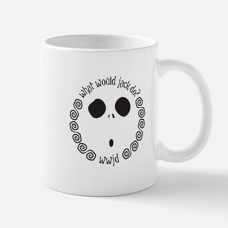What Whould Jack Do? Mug