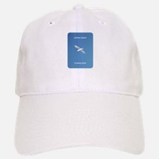 Perfect Speed Is Being There Baseball Baseball Cap