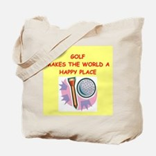 golf gifts Tote Bag