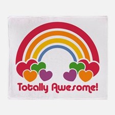 Totally Awesome Throw Blanket