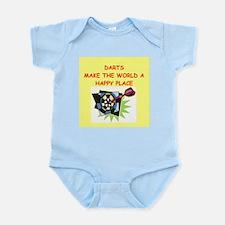 darts Infant Bodysuit