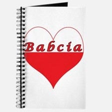 Babcia Polish Heart Journal