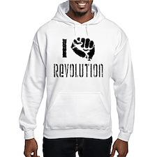 I Fist Revolution Hoodie