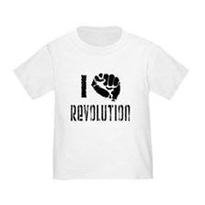 I Fist Revolution T