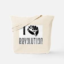 I Fist Revolution Tote Bag