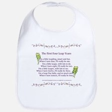 First Four Leap Years Bib