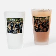 Renoir Moulin Drinking Glass