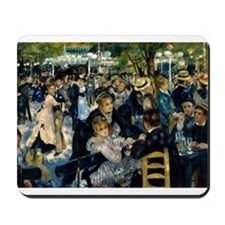 Renoir Moulin Mousepad