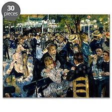 Renoir Moulin Puzzle