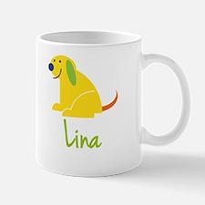 Lina Loves Puppies Mug